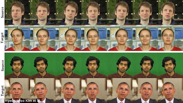 再现黑科技!AI创造出的图像越来越逼真
