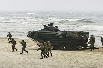 向俄施压?北约22国在波罗的海上演大规模登陆
