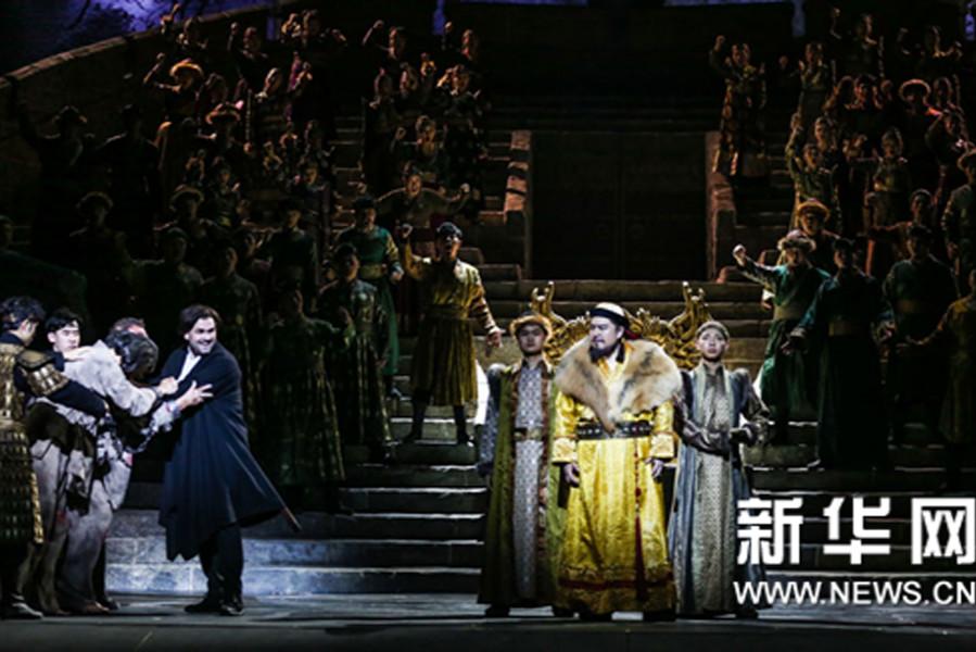 原创歌剧《马可·波罗》在京开启首轮巡演