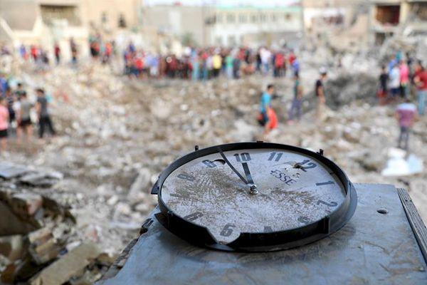 伊拉克首都爆炸 14人死亡90人受伤
