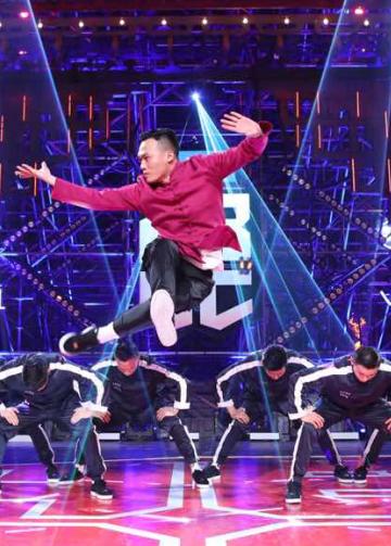 《热血街舞团》总决赛落幕 综艺行业的新标杆