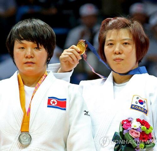 韩媒:韩朝将组联队参加2018东亚柔道锦标赛