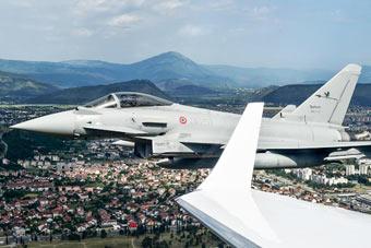 北约战机开始在黑山巡逻 向东扩张又迈出一步