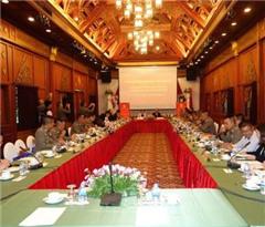 驻清迈总领馆召开泰北中国游客安全多部门联席会议