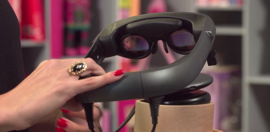 神秘创企MagicLeap披露AR头盔细节 计划今年发布