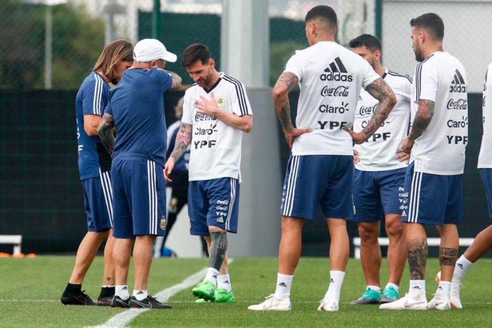 闹剧结束!阿根廷确认不再热身 直接踢世界杯首战