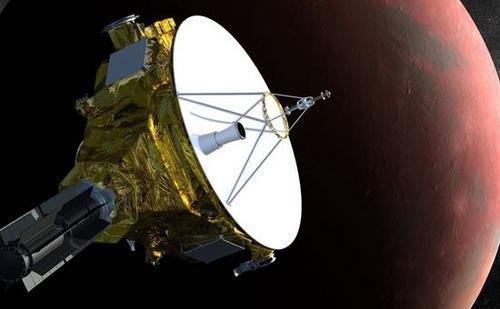 """开工啦""""新地平线""""探测器太空休眠半年后被唤醒"""