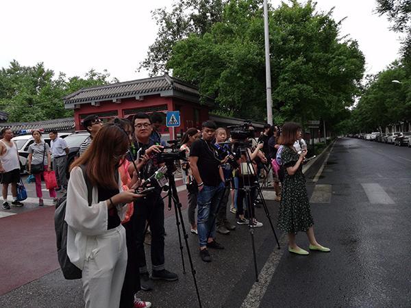 北京高考试卷押运GPS定位24小时监管,确保万无一失