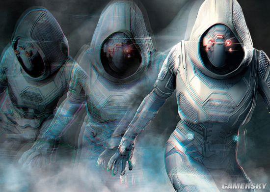 """盗取量子科技的反派""""幽灵""""-复联4 新片场照与原画 竟然玩穿越"""