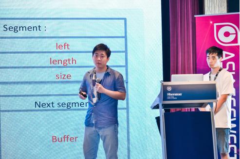 分享中国技术 腾讯安全高级研究员AsiaSecWest发表演讲