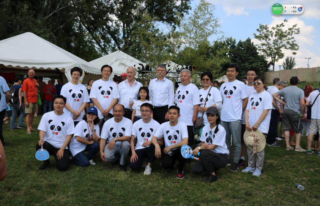 中国传统文化亮相匈牙利儿童节 ——中国驻匈大使馆助力中匈文化交流