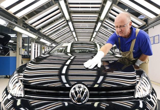 大众德国狼堡主厂将暂时停产 以应对排放新规