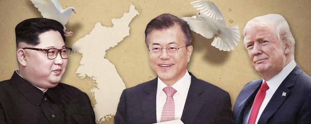 韩青瓦台:韩朝美领导人在新加坡会晤可能性降低