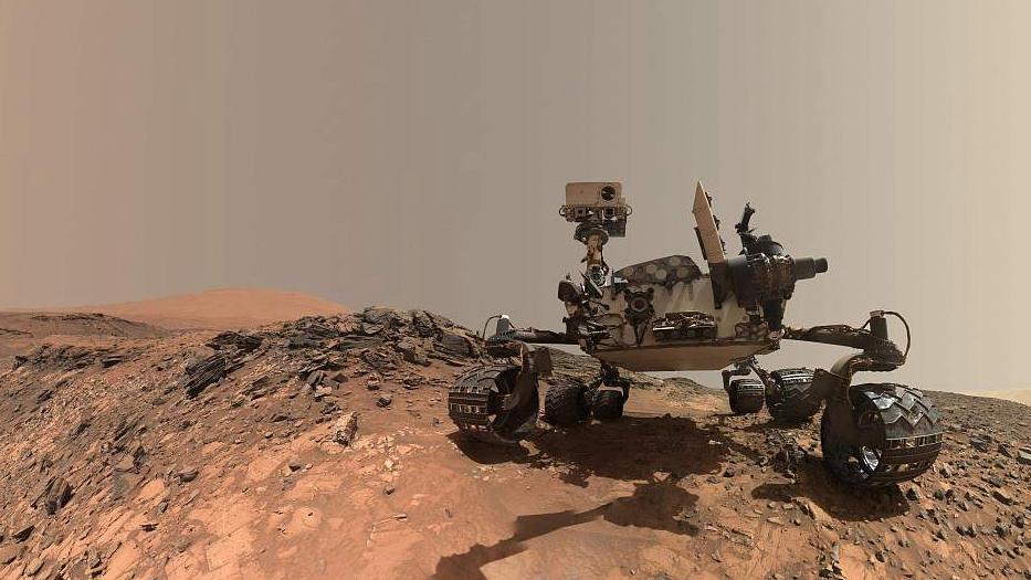 重大发现!NASA宣布在火星上发现3种有机分子