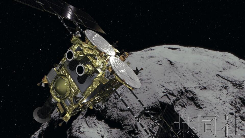 """日本""""隼鸟2号""""探测器预计27日前后抵达""""龙宫"""""""