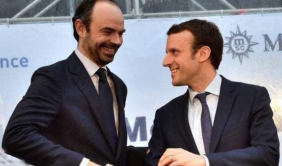 法国最新民调:马克龙和菲利普支持率双双回稳