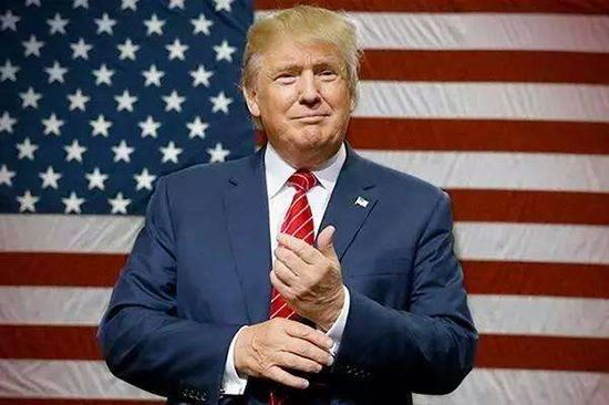 美国最新民调显示特朗普支持率为44% 表现优于上次民调