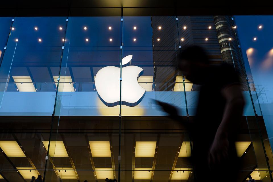 《福布斯》评2018全球最大科技公司:苹果居首