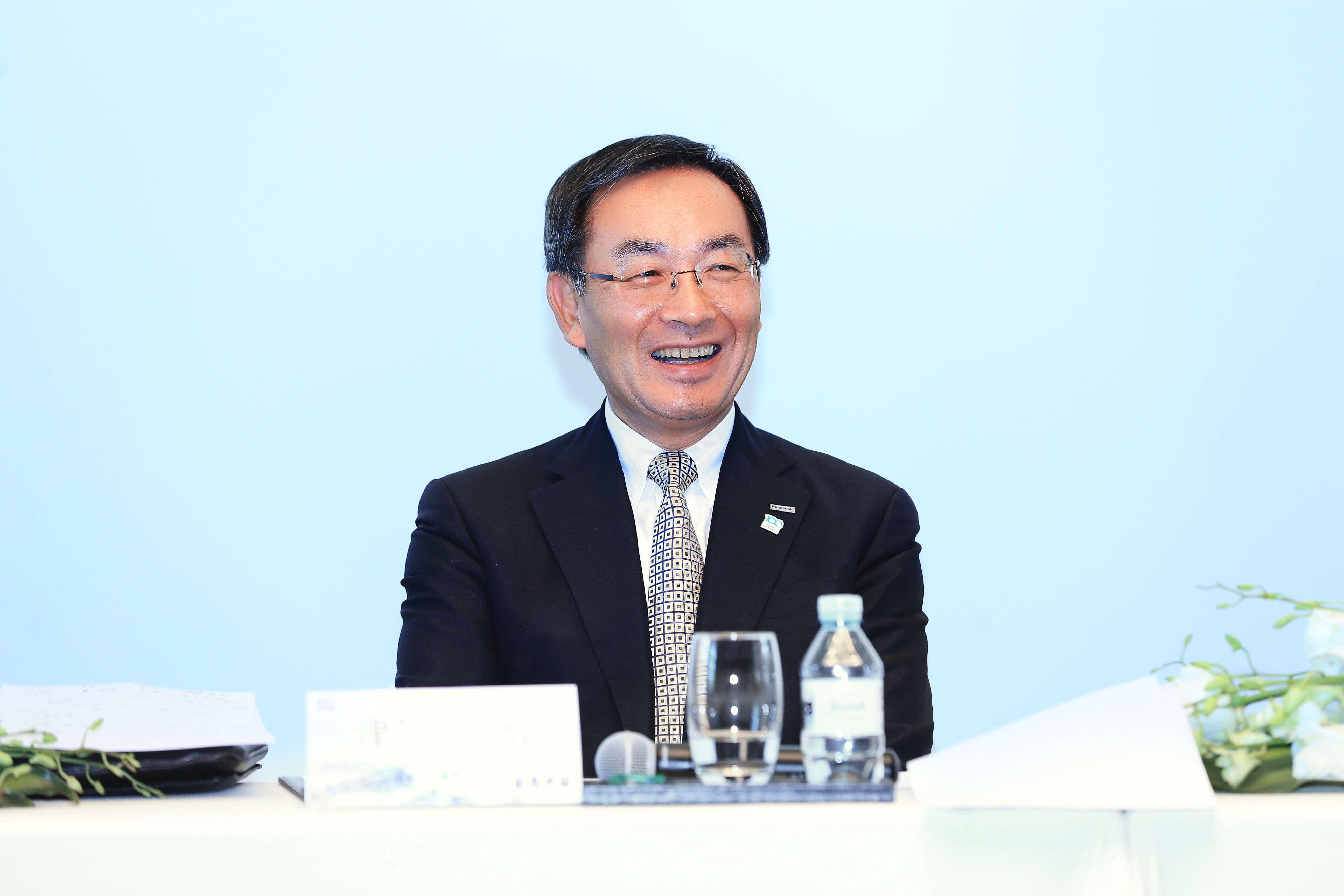 津贺一宏:松下与改革开放共同成长40年