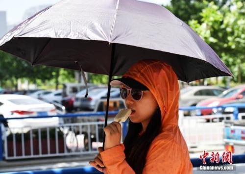 北京今日最高温32℃ 夜间至明日将现明显降雨天气