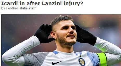 兰奇尼告别世界杯,阿根廷可能招入伊卡尔迪