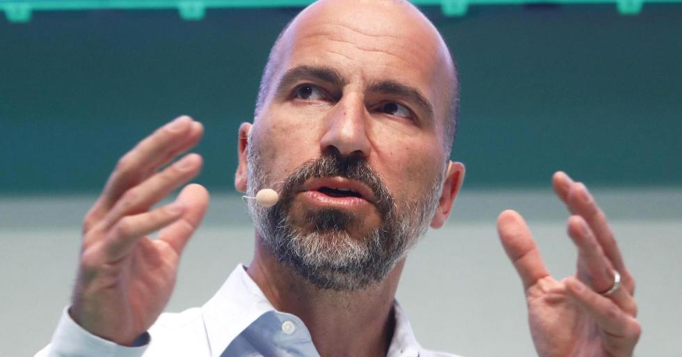 Uber首席执行官:公司对我过于依赖 让我很害怕