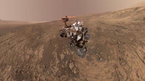 重大发现! NASA宣布在火星上发现了3种有机分子