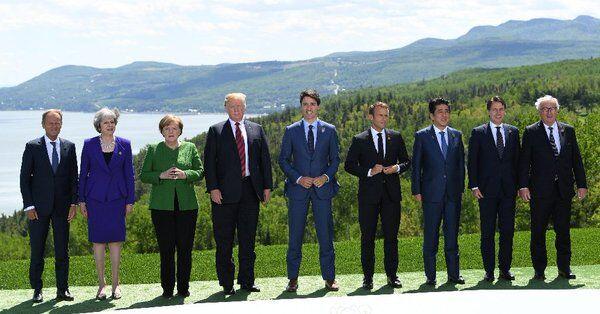 """""""撕破脸""""后咋收场?外媒:G7恐无联合公报 因彼此歧见深!"""