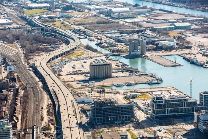 明日之城:谷歌正在多伦多建设互联网主导的智慧新城