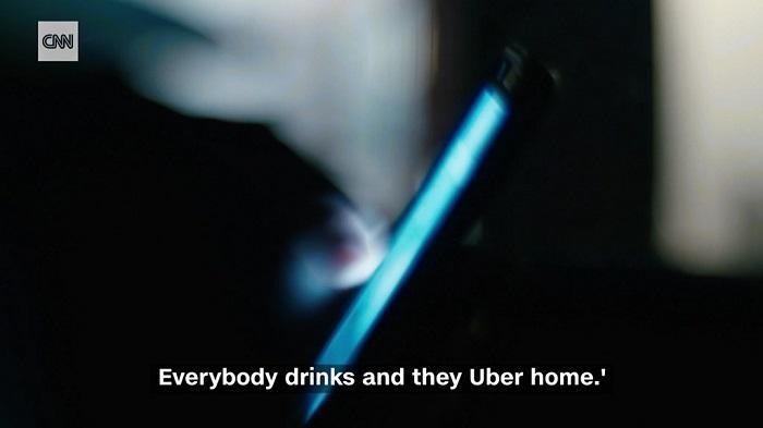 为防性侵事件 Uber考虑使用AI来判断乘客是否醉酒