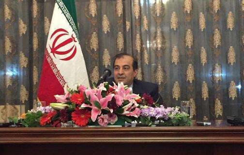 """伊朗驻华大使:美国对中国南海""""军事化""""指责是""""噪音"""""""