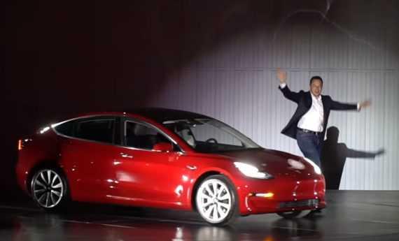 特斯拉Model 3销量深陷泥沼 近期持续流失订单