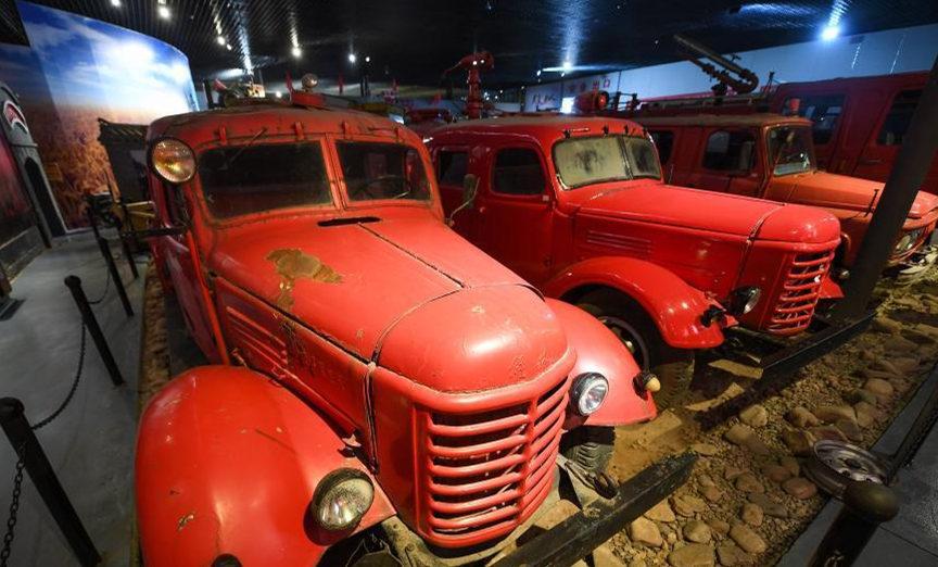 探访老汽车博物馆:9成以上老车仍可以发动