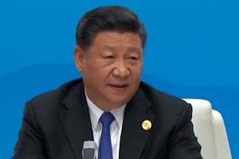 习近平在上合峰会十八次会议的讲话