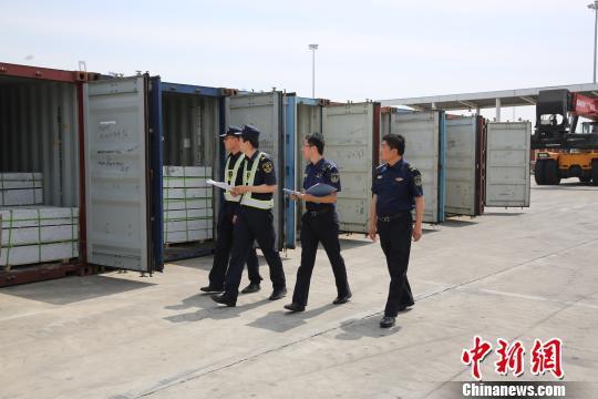 大连海事局查获全国最大一起集装箱严重超重事件
