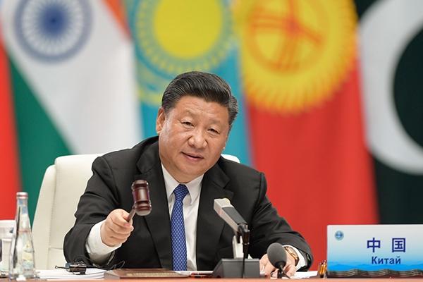 上合组织青岛峰会10日举行 习近平主持会议并发表重要讲话