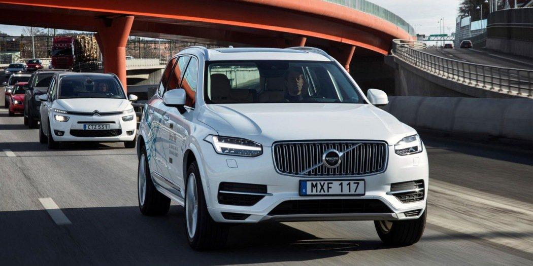 沃尔沃计划2025年全球销量33%为自动驾驶汽车
