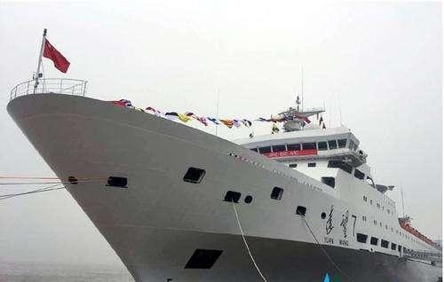 """澳媒黑中国却闹笑话:把航天测量船看作""""间谍船"""""""