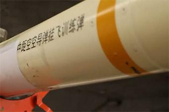 中国空军机载中距离空空导弹外形长这样