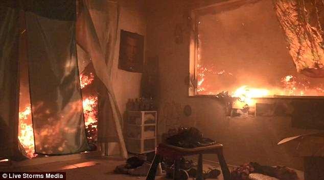夏威夷火山持续喷发39天 数百房屋惨遭烧毁