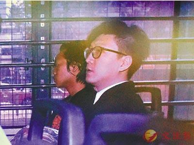 """香港""""旺角暴乱""""案宣判! """"港独""""组织前成员梁天琦被判6年"""