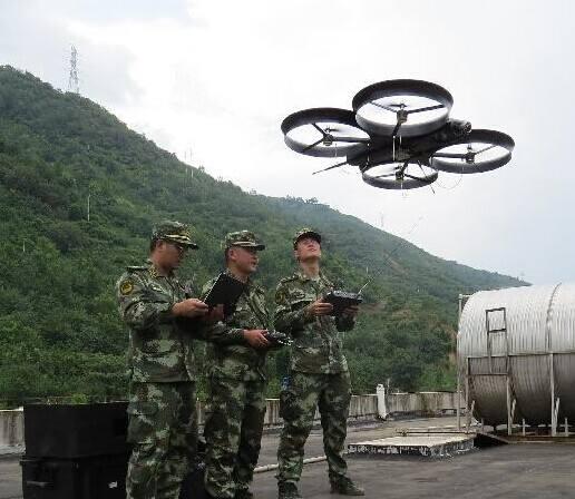 蓝翔等院校与空军部队达成协议 提供无人机培训