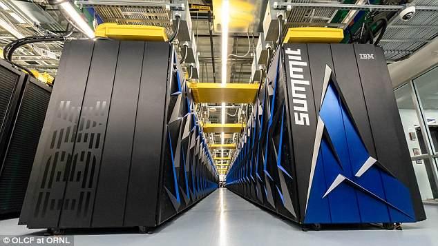 """外媒:美国制造出全球最快超级计算机""""顶峰"""""""