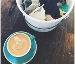 """澳东海岸咖啡厅为环保助力 推出""""垃圾换咖啡""""活动"""