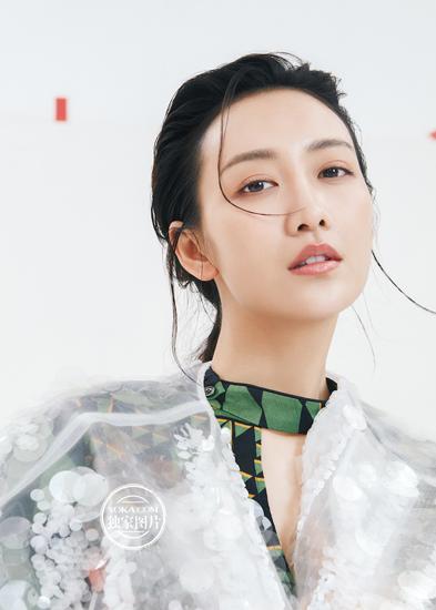 王鸥夏日清新大片曝光 色调鲜明气质独特