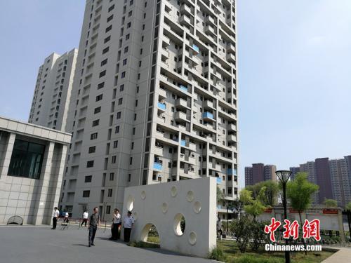 探访北京公租房:40平米月租1800元 带家具即可入住