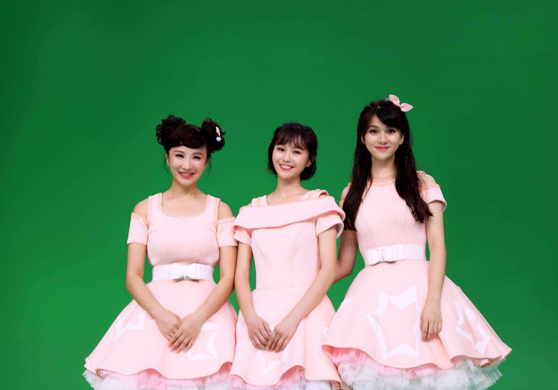 冯芷墨湖南电视台《疯狂的麦咭》为中国公主打call