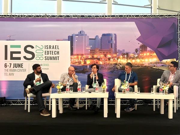 "iTutorGroup亮相以色列峰会 运用AI打造""一对多""商业模式"