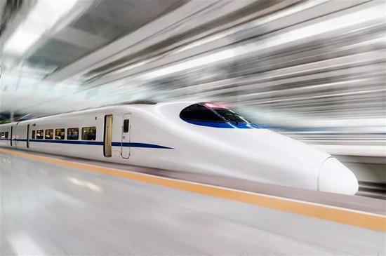 """中国高铁速度是不是太保守?这里或造""""超级高铁"""""""