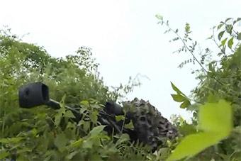 侦察兵远距离渗透破袭演习各种高科技装备全登场